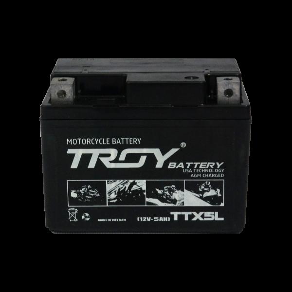 Nơi bán ắc quy Troy TTX5L ở Bạc Liêu