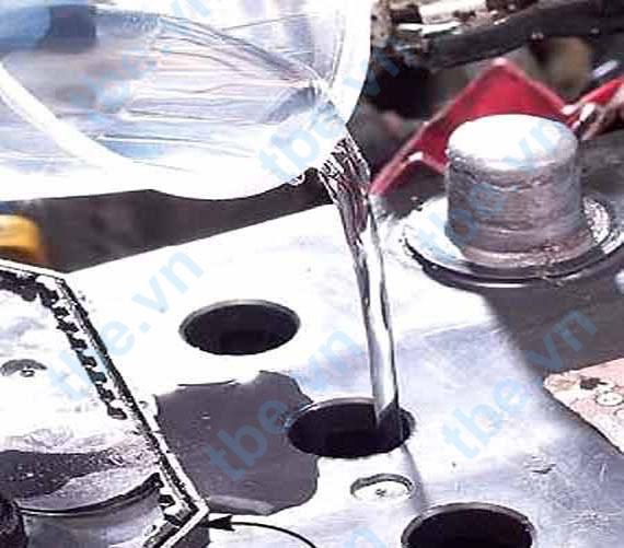 Các hư hỏng thường gặp của bình ắc quy - Giảm dung lượng