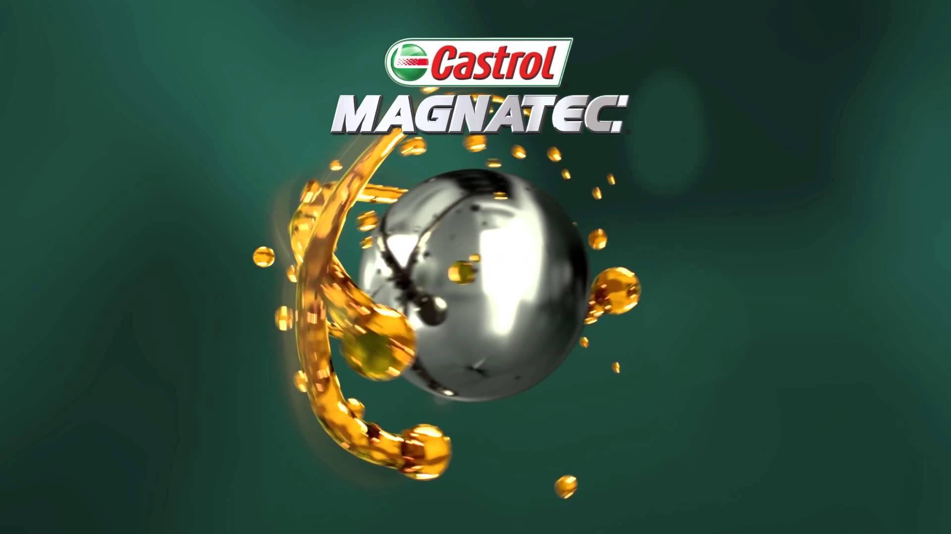 Dầu nhớt Castrol Magnatec - Tín Phát