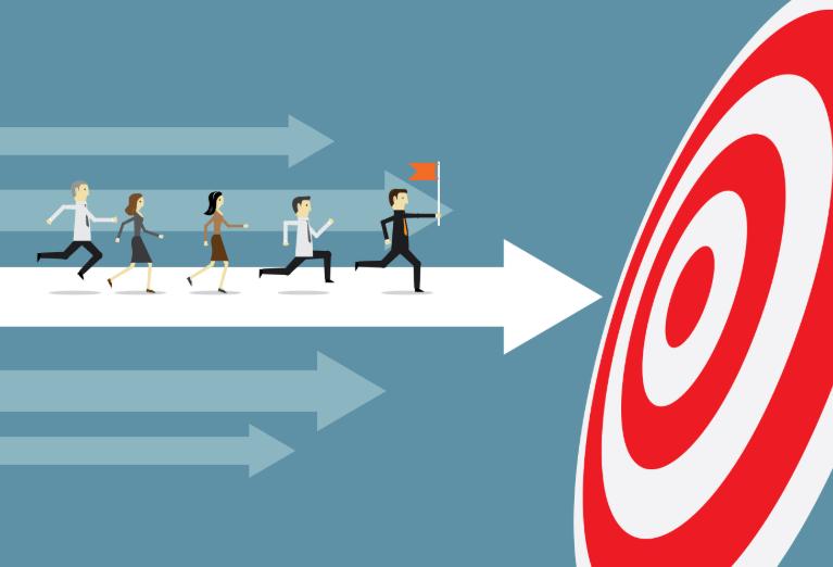 Một mục tiêu hoàn thành bao nhiêu phần trăm có thể được coi là thành công?