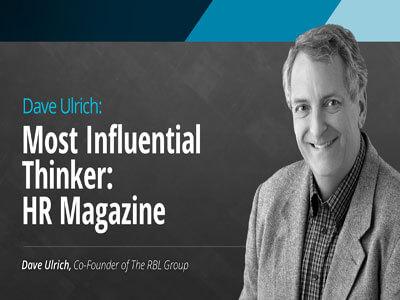 Giáo sư Dave Ulrich cha đẻ Thuyết nhân tài 3C