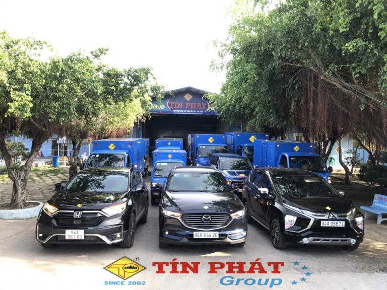 Công ty Tín Phát thực hiện mục tiêu kép: Vừa phòng, chống dịch Covid-19 hiệu quả, vừa duy trì phát triển kinh doanh
